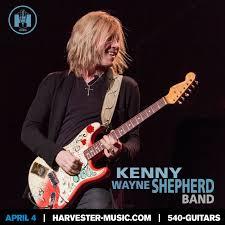 <b>Kenny Wayne Shepherd</b> Band :: Harvester Performance Center