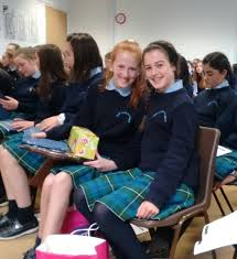 our lady s bower the worthy winner was eabha crehan who spoke on the topic of overprotected teenagers while aoife mcdermott and ellen o connell were second and third