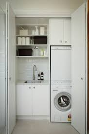 combined laundry bathroom hd