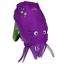 Рюкзак для бассейна и пляжа <b>Trunki</b> Осьминог, от 3 лет - купить ...