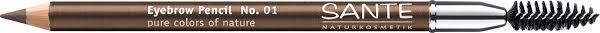<b>Sante</b> Натуральный <b>карандаш для бровей</b>, тон №01, Блонди ...