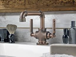 industrial faucets kitchen