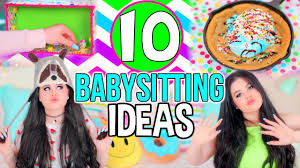 babysitting activities fun diy project crafts ideas life 10 babysitting activities fun diy project crafts ideas life hacks for kids
