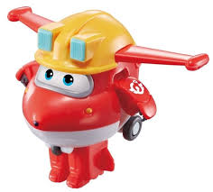 Трансформер Auldey <b>SUPER WINGS Джетт</b> Мини (<b>команда</b> ...