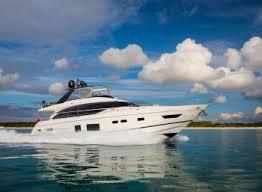 <b>La Vie</b> Yacht Charter - Princess Luxury Yacht