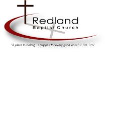 Weekly Sermons – Redland Baptist Church Wetumpka AL