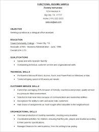 microsoft word resume template –    free samples  examples    sample free functional resume template  free download