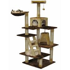 wall mounted cat furniture pet design delightful design ideas of unique cat trees with cream brown amazoncom furniture 62quot industrial wood