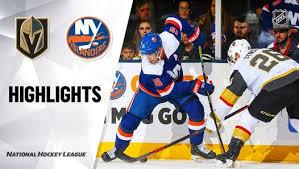 NHL Highlights | Golden Knights @ Islanders 12/05/19 - video ...