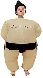 Halloween <b>Costume</b> for Kids LLP Children <b>Inflatable Sumo Costume</b> ...