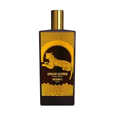<b>Memo</b> Paris African Leather <b>Eau de</b> Parfum | ZGO Perfumery