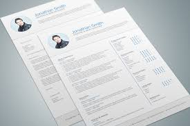 resumetemplate saidu 1 0 modern resume template 03