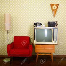style living room fashioned stock photo vintage room with wallpaper old fashioned armchair retro t