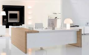 awesome black white office design white office design elegant wooden and white office table and chairs awesome corner office desk
