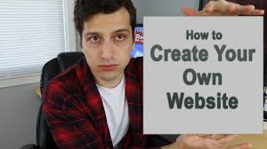 how to create your own website register hosting how to create your own website register hosting pt3