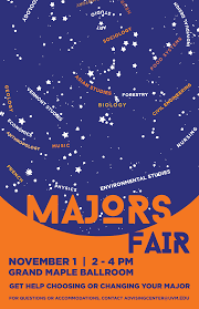 majors fair uvm bored event navigation