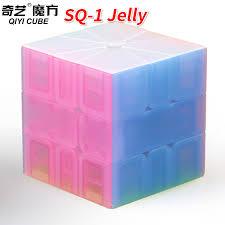 Aliexpress.com : Buy New <b>Qiyi Qifa SQ 1 Magic</b> Cube Jelly ...