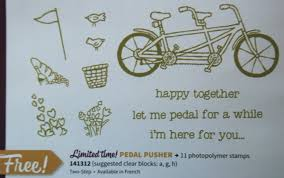 Image result for pedal pusher, stampin' up