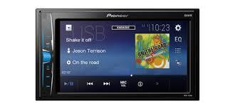 <b>MVH</b>-<b>A100V</b> - Car Multimedia Receivers | <b>Pioneer</b>