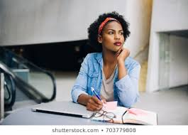 1000+ <b>Black Woman Thinking</b> Stock Images, Photos & Vectors ...