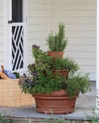 Small Picture Herb Garden Pot Ideas Garden Design Ideas
