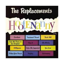 The <b>Replacements</b> - <b>Hootenanny</b> (CD) : Target