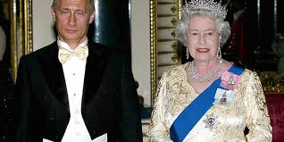 "President Putin Claims Queen Elizabeth ""Is Not Human"" 