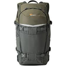 <b>Lowepro Flipside Trek BP</b> 350 AW Backpack (Gray/Dark Green)