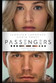 anyone else the poster on imdb for passengers ridiculous this was