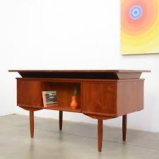 incredible modern office table product catalog china. 1950s Danish Modern Space Age Floating Top TEAK Desk Mid Century Vintage Incredible Office Table Product Catalog China F