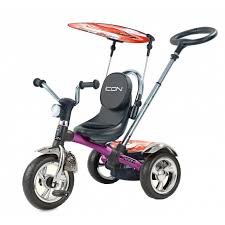 <b>Велосипед трехколесный 4</b> RT Original Fuksia Angel <b>ICON</b>, цвет ...
