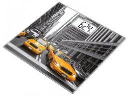 Купить <b>весы напольные</b> Beurer <b>GS</b> 203 New York (150 кг) по цене ...