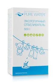 Купить <b>отбеливатель</b> для белья <b>Pure Water экологичный</b>, цены в ...