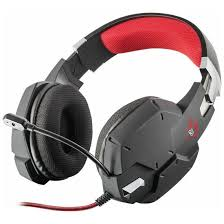 <b>Trust GXT 322</b> Carus Gaming Headset - Black Reviews - Compare ...