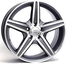 Tire Car – Mercedes <b>AMG Capri</b>, 8.0 x 17.0 Inch – <b>WSP Italy</b> W754 ...