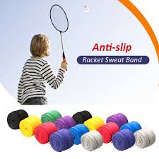 <b>1PC</b> Absorbent <b>Anti Slip Badminton</b> Racket Tape Wrap Table Tennis ...