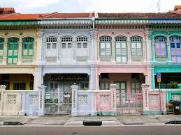 A Peranakan Townhouse cultural <b>features</b> - Famous Cultural ...