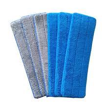 <b>Microfiber</b> fabric <b>reusable steam</b> mop cloth <b>washable replacement</b> ...