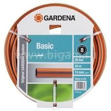 """<b>Шланг GARDENA</b> 18123-29.000.00 Basic, <b>13 мм</b> (<b>1/2</b>""""), 20 м по ..."""