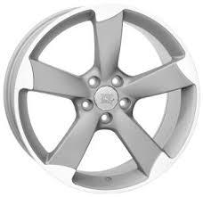 Tire Car - Audi, <b>Giasone</b>, 8.5 x 20.0 inch - <b>WSP Italy</b> W567 Colour ...