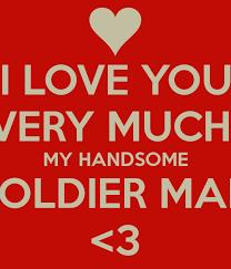 My Handsome Man Love Quotes. QuotesGram via Relatably.com