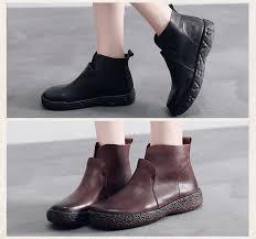 <b>AIYUQI</b> Ankle <b>Boots For Women</b> 2019 New <b>Women Shoes</b> Genuine ...