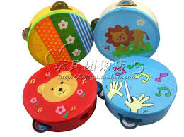 buy environmentally friendly wooden toys infant early childhood hand tambourine tambourine tambourine musical instrument buy environmentally friendly