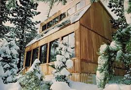 The Thermal Envelope House   Green Homes   MOTHER EARTH NEWS