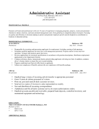 administrative assistant resume highlights of qualifications administrative assistant resume highlights of qualifications best administrative assistant resume example livecareer administrative assistant resume summary