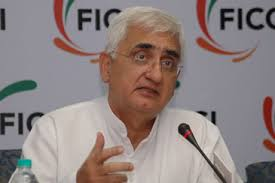 Statement laid by the Minister for External Affairs Shri Salman Khurshid
