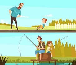<b>Fishing Dad</b> Images | Free Vectors, Stock Photos & PSD