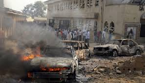 Image result for Boko Haram Takes Over Five Borno Communities In Fresh Attack