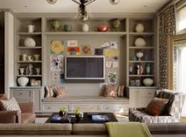 inspiration for living room built ins via houzz love the bench that can be build living room built ins