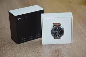 Первые впечатления о новинке: смарт-<b>часы Xiaomi</b> Amazfit GTR ...